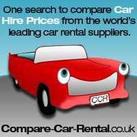 Car Rental Comparison